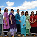 "The Akwesasne Women Singers, led by Theresa ""Bear"" Fox from Hogansburg, will perform Wednesday, July 31 from 6:30-8:30pm in Colton at the Gazebo on Main Street. Photo: submitted by Theresa Fox."