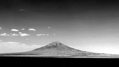 Pilot Peak, Nevada (melanie.g23) Tags: blackandwhite mountain art nature landscape photography scenery nevada pilotpeak artistsontumblr photographersontumblr