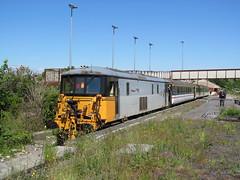 Class 73 Electro-diesel, No. 73118, was named Julia Pride of Barry. (johnzebedee) Tags: heritage wales railway barry preservation electrodiesel johnzebedee barrytouristrailway
