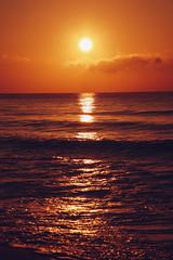 Sunrise at  Sant Lloren beach (bortescristian) Tags: travel sea 2 vacation sun holiday beach sunrise canon photography eos rebel photo spring spain sand foto fotografie mark may picture mai imagine 5d dslr mallorca sant cristian mk cala majorca spania poza lloren primavara 500d maiorca millor mediterana ||  2013 xti bortes   bortescristian cristianbortes       vatanta   maorka