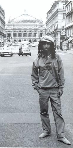 Djavan em Paris 1983