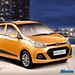 Hyundai Grand i10 Studio Shots
