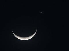 Lua e Venus  - Ivaipor - PR (Mauricio Portelinha) Tags: mmp1172
