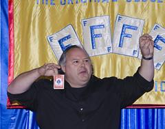 Wesley Booth (Saomik) Tags: 2013 april batavia newyork usa ffff magic magician