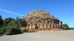 Royal Mausoleum of Mauretania ( ) Tags: sahara algeria muslim islam berber arab maghreb algrie algiers alger tipasa  tipaza timimoun adrar amazigh ghardaia