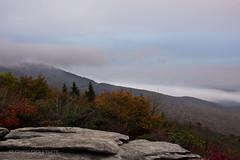 Rough Ridge Autumn View (Greg Dollyhite) Tags: blue autumn trees colors nikon greg ridge parkway rough d7100 dollyhite