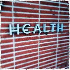 HEALTH (throgers) Tags: sanfrancisco california health guesswheresf foundinsf pacheco 41st gwsf hipstamatic gwsflexicon kodotxgrizzledfilm tinto1884lens