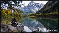 Derborence (Arie van Tilborg) Tags: suisse valais zwitserland lacbleu derborence tseuzier zeuzier
