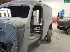 1945 Panel Truck