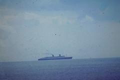 RMS Queen Elizabeth (SurreyWanderer) Tags: cunard oceanliner