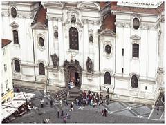 Praga y sus grupos de gente (d@vo) Tags: prague praha praga