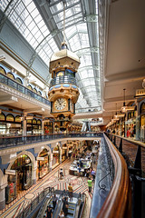 The most beautiful shopping mall in Sydney