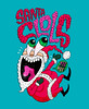 1513-20131206-SantacLols (Chris Piascik) Tags: santa christmas xmas illustration weird funny holidays lol teehee moobs beardporn chrispiascik santaboobs