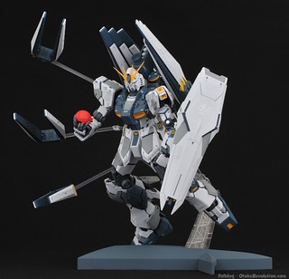 MG Nu Gundam ver. Ka - Photo Test by Judson Weinsheimer