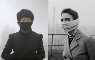 【组图】外媒刊登中英雾霾对比照