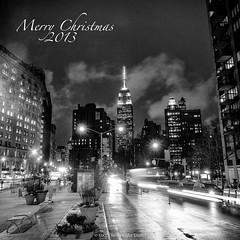 Merry Christmas   Buon Natale   Joyeux Nol   Frohe Weihnachten   Feliz Navidad       (mkc609) Tags: street nyc newyorkcity urban blackandwhite bw ny newyork blackwhite candid streetphotography xe1 fujixe1