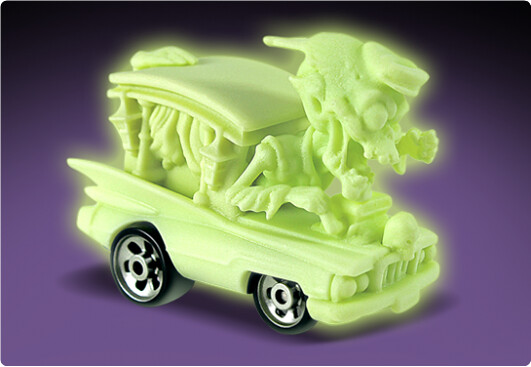 """獻給各位詭異的小鬼們!""""Monster 500"""" 怪物賽車有夠讚!~"""
