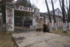 Li Ji Du Jiao Tang (Frans Schellekens) Tags: china church field countryside cross wheat religion churches agriculture veld kerk gebouw anhui kruis platteland religie landbouw kerken tarwe sixian