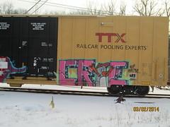 Croe (Swish 1998) Tags: ohio graffiti ra th freight ese