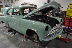 """1952 Chevy Styleline Sedan • <a style=""""font-size:0.8em;"""" href=""""http://www.flickr.com/photos/85572005@N00/12970416034/"""" target=""""_blank"""">View on Flickr</a>"""