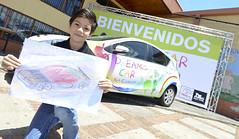 Sergio Salazar Nuñez, participante de Dream Car