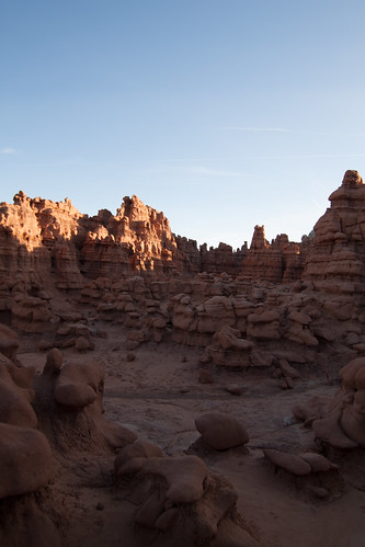"Goblin Valley • <a style=""font-size:0.8em;"" href=""http://www.flickr.com/photos/23215983@N02/13254916184/"" target=""_blank"">View on Flickr</a>"