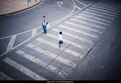 (unTed) Tags: china street city people colors digital 35mm fuji beijing documentary fujifilm journalism x100