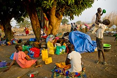 UNHCR News Story: South Sudanese man loses everything, but finds peace most important (UNHCR) Tags: