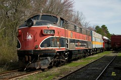 Southern Railroad of New Jersey 727 @ Winslow, NJ (Twenty17Teen Photography) Tags: trains railroads winslow trainphotos railroadphotos southernrailroadofnewjersey railroadimages