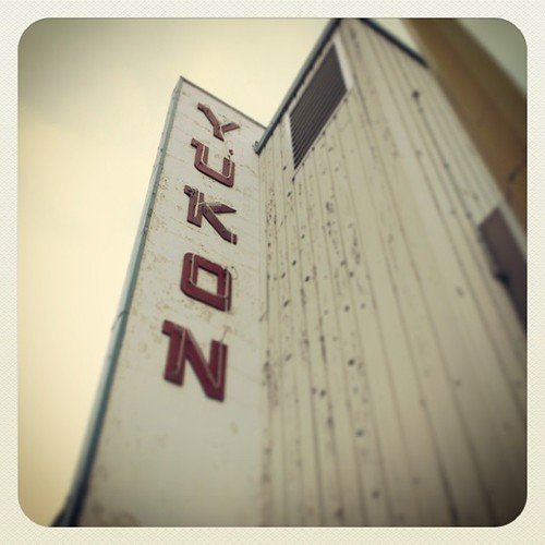 #Yukon cinema #yxy