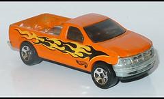 FORD F 150 1997 (baffalie) Tags: auto toys miniature voiture jouet diecast jeux