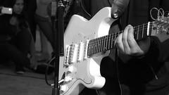 Msica en blanco (catamarn) Tags: chile blackandwhite music rock guitarra msica blanconegro