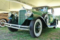 2014 Mecum Monterey Daytime Auctions (USautos98) Tags: california monterey 1930 cabriolet modelb piercearrow mecumauctions