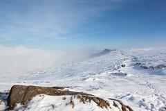 Kinder Edge Rolling Fog (RD400e) Tags: winter mist snow fog canon walking eos is derbyshire kinder edge mk2 5d usm ef peakdistrictnationalpark f4l 24105mm