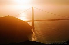 Early Morning Golden Gate Bridge (Vern Krutein) Tags: sanfrancisco california city travel usa history architecture structure historic american archives scenics ggb csfv08p0310