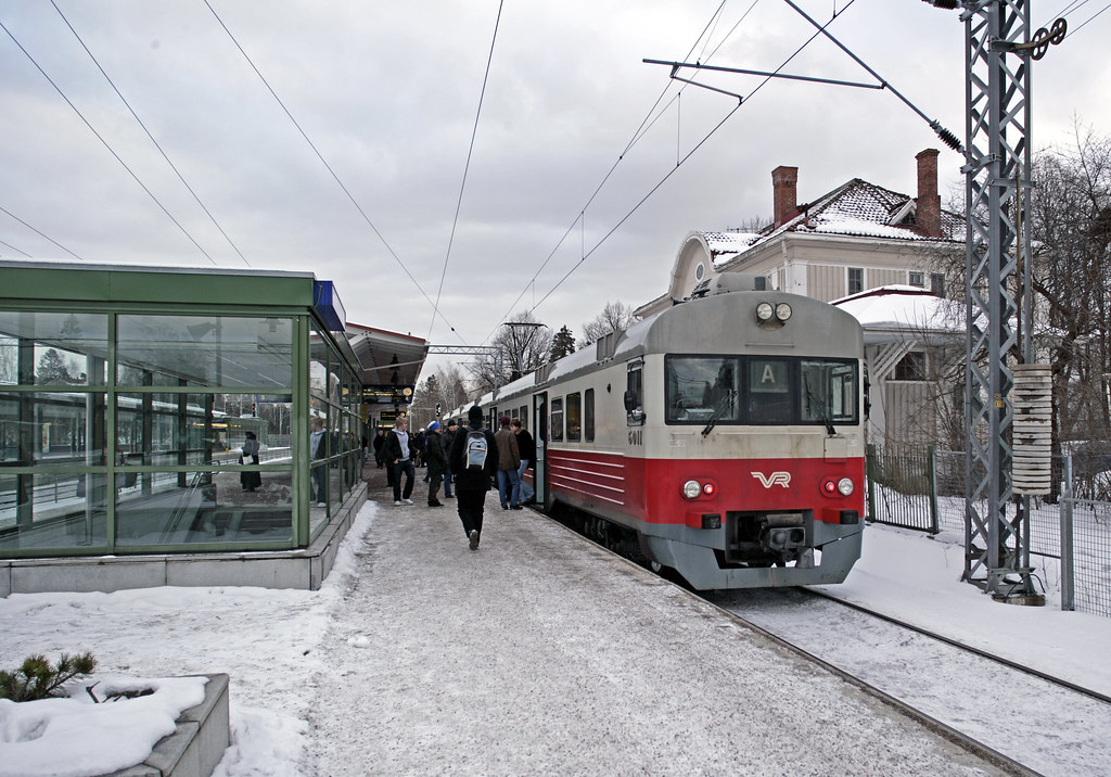 The World's Best Photos of juna and lähijuna - Flickr Hive Mind