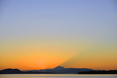 RISE OF THE GOLDEN GODDESS  -  (Selected by HETTY IMAGES) (DESPITE STRAIGHT LINES) Tags: morning sea canada wet water silhouette sunrise island rising dawn islands coast am nikon flickr day waves bc britishcolumbia tide goddess silhouettes wave vancouverisland coastal coastline washingtonstate tidal sidney mountbaker goldenhour mtbaker d800 firstlight thegoldenhour paulwilliams lowlightphotography sidneybritishcolumbia sunarise sidneybc nikon70200mm nikkor70200mm sidneybythesea nikond800 mountbakerusa despitestraightlines mtbakerusa mountbakerwashingtonstate ilobsterit