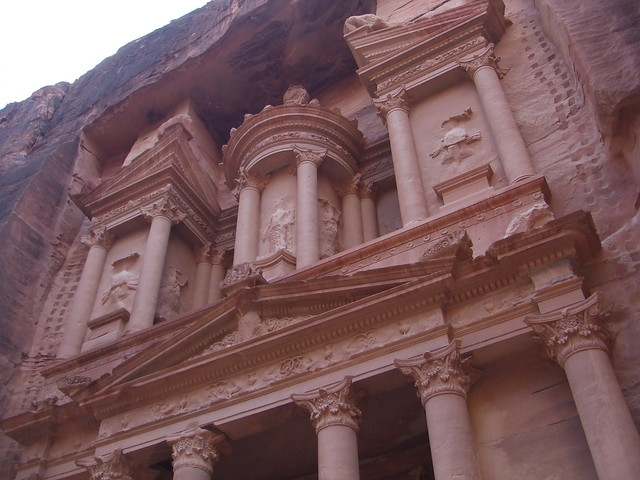 El Khazneh / The Treasury, Petra