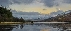 Llynnau Mymbyr first light (alundisleyimages@gmail.com) Tags: trees sky panorama lake mountains nature water weather wales clouds sunrise reflections landscape snowdon thegreatoutdoors cribgoch llynnaumymbyr snowdonianationalpark