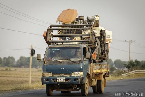 Transport na większą skalę