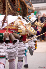 Peliqueiros de Laza (David A.R.) Tags: david canon grupo carnaval kdd fotografo pantallas araujo xinzo fotografos entroido laza 40d canoneos40d kdds davidar davidaraujo kddsvigo piliqueiros