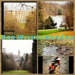 #Collage of #Bad #Wilhelmshhe (sweenky) Tags: collage bad wilhelmshhe