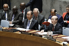 Security Council Debates Countering Terrorism (United Nations Photo) Tags: newyork unitednations