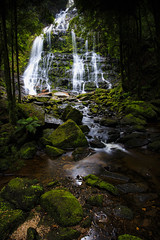 waterfall (fotowomble) Tags: water canon waterfall australia tasmania 650d fotowomble