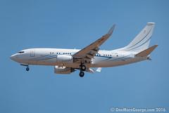 LGAV I 27.05.2016 I Boeing 737-7HD/W BBJ I VP-BNZ (onemoregeorge.frames) Tags: nikon may greece boeing omg 737 ath b737 2016 bbj lgav gazprom gazpromavia d40x vpbnz onemoregeorge