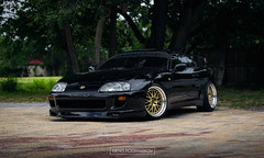 MK4 Supra (_dpod_) Tags: work low wheels lifestyle toyota lowered stance supra mk4 fitment