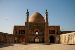 La Mosche delle rondini (Armando Magro) Tags: canon iran kashan vacanze moschea rondini