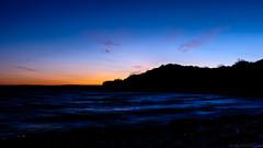 Sunset (juanma_nqn08) Tags: sunset naturaleza lake luz nature lago atardecer agua sony paisaje anochecer neuquen marimenuco