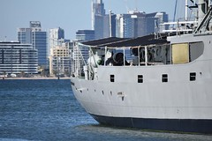 """HMAS Castlemaine (J244) 87 • <a style=""""font-size:0.8em;"""" href=""""http://www.flickr.com/photos/81723459@N04/26885361333/"""" target=""""_blank"""">View on Flickr</a>"""