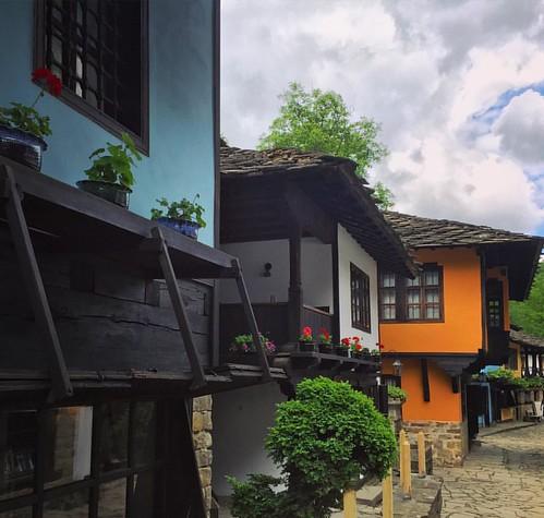 #етър #етъра #габрово   #colors from #ethnographic #village #etar #gabrovo #bulgaria
